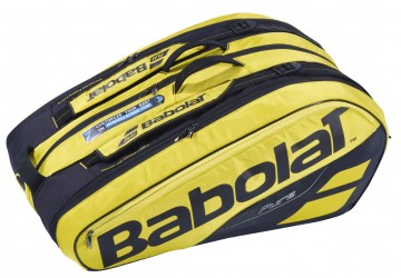 Babolat Thermobag 12R Pure Aero Yellow / Black